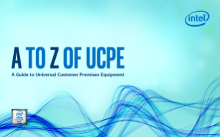 Universal Customer Premises Equipment (uCPE) for CoSPs