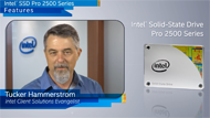 Features—Intel® SSD Pro 2500 Series